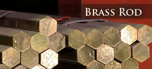 Brass Rod & Bars