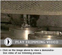 Trimming Video Image
